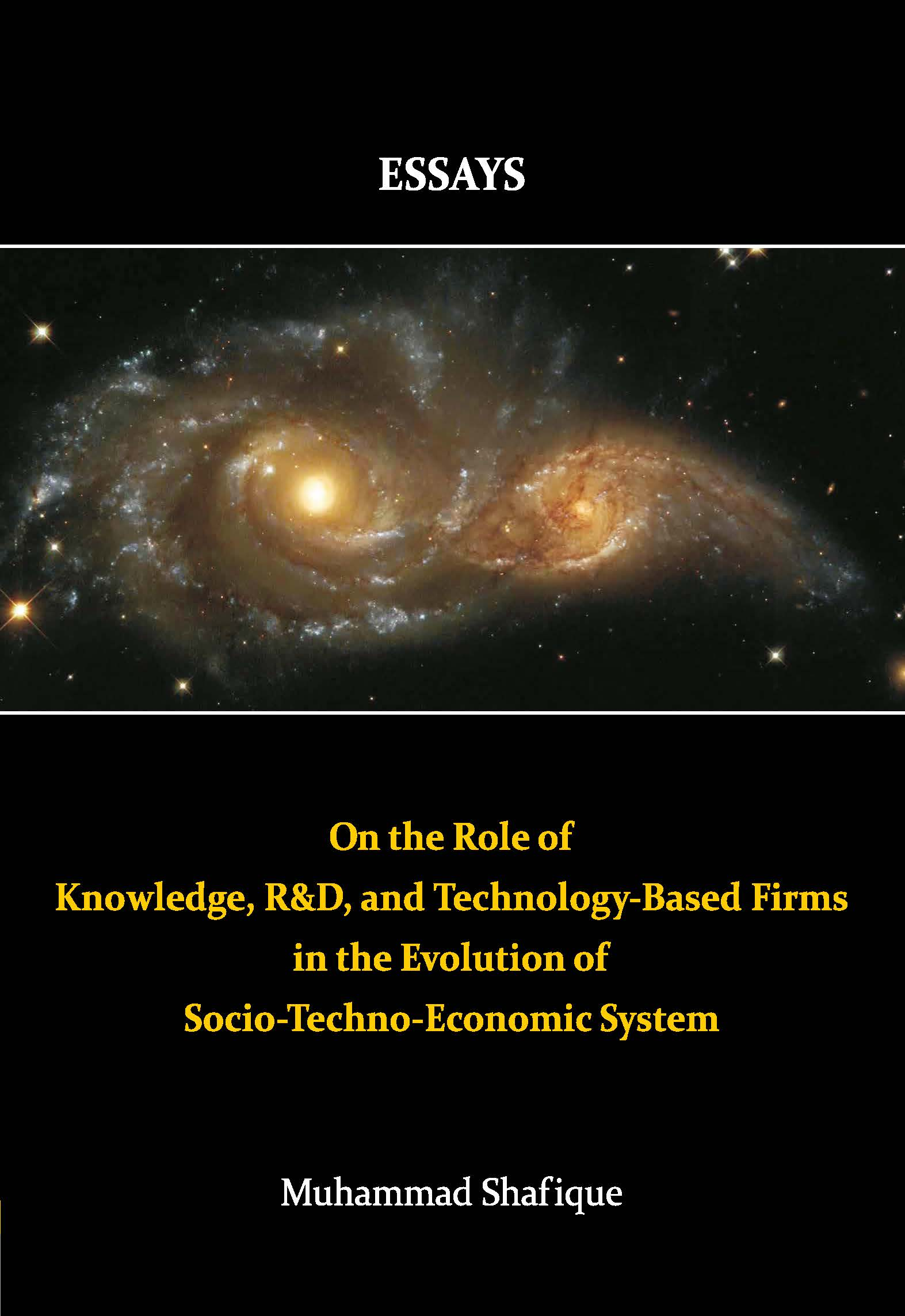 essays on the role of knowledge r d and technology based firms associated researcher
